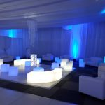 led furniture for hire cape town