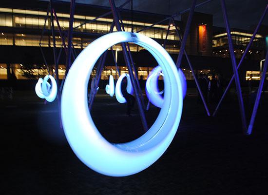LED Swing hire