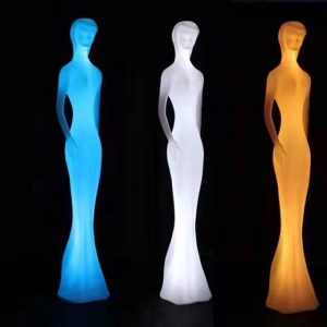 lighted statue for hire