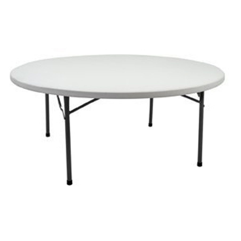 Round Trestle Table Hire