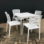 Diana Square Table set
