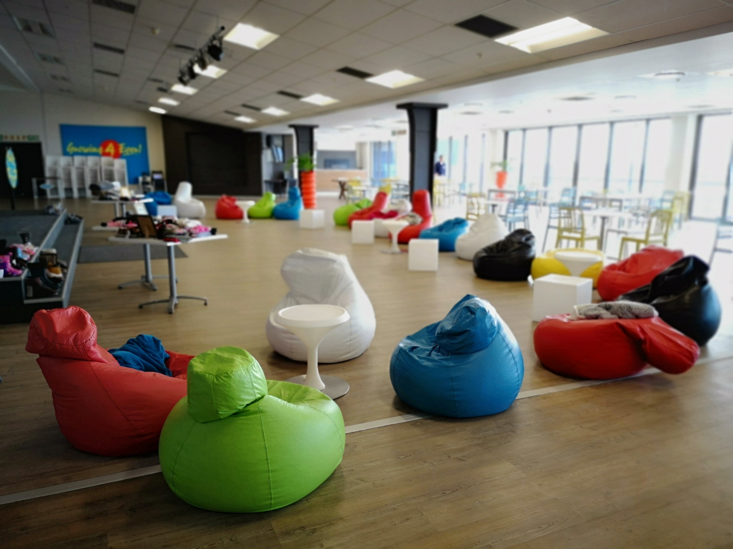 Bean Bag for hire
